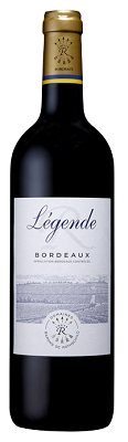 LEGENDE BORDEAUX ROUGE