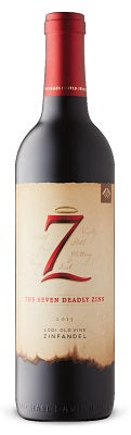 SEVEN DEADLY ZINFANDEL