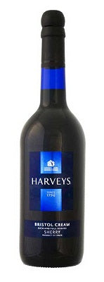 Harveys Bristol - Cream Sherry Bristol Blue Bottle NV
