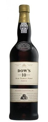 DOWS 10YR OLD TAWNY PORT