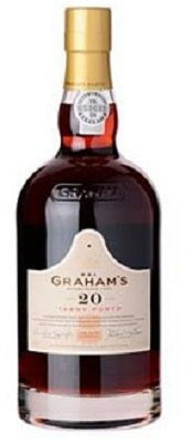 GRAHAMS 20 YR OLD TAWNY PORT