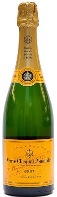 Veuve Clicquot - Brut Champagne Yellow Label NV