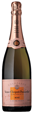 VEUVE CLICQUOT NV ROSE 750