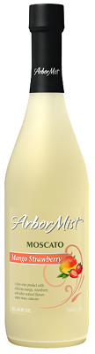 Arbor Mist - Moscato Mango Strawberry NV