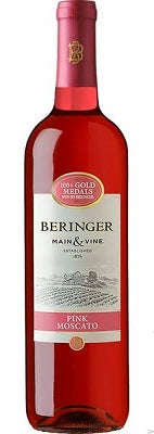 BERINGER CLS PINK MOSCATO 750