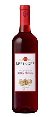BERINGER CLS RED MOSCATO
