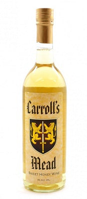 Brotherhood - Carrol's Mead Sweet Honey Wine