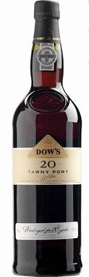 DOWS TAWNY 20 YR OLD PORT NV