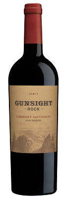 GUNSIGHT ROCK CAB SAUV