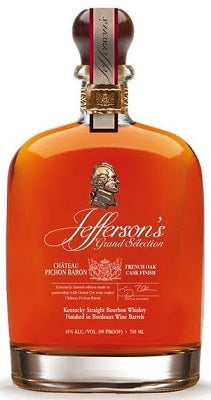 JEFFERSONS PICHON CASK FINISH