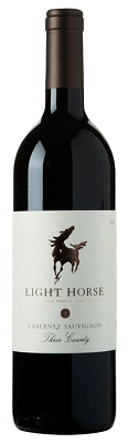 LIGHT HORSE CABERNET SAUVIGON