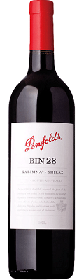 PENFOLDS #28 SHIRAZ