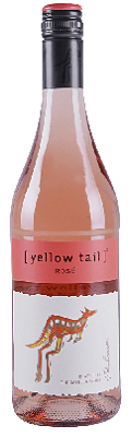 Yellow Tail - Rose NV