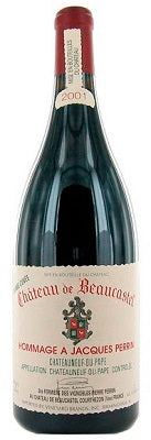 CHAT BEAUCASTEL HOMAGE ROUGE