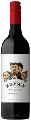 WINE MEN OF GOTHAM SHIRAZ