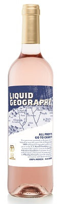 Liquid Geography - Rose NV