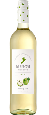 Barefoot Wine - Apple Moscato NV
