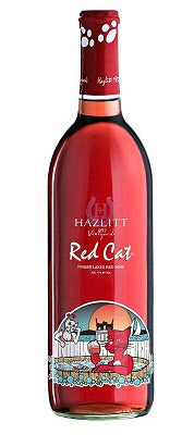HAZLITT VINEYARDS RED CAT