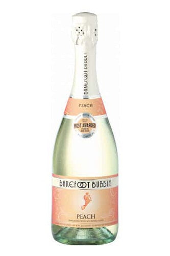 BAREFOOT BUBBLY PEACH 750
