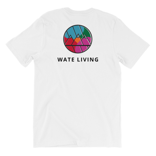 WATE LIVING Retro T-Shirt
