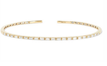 18k Rose Gold Bangle Gold:4.5 Dia:0.6