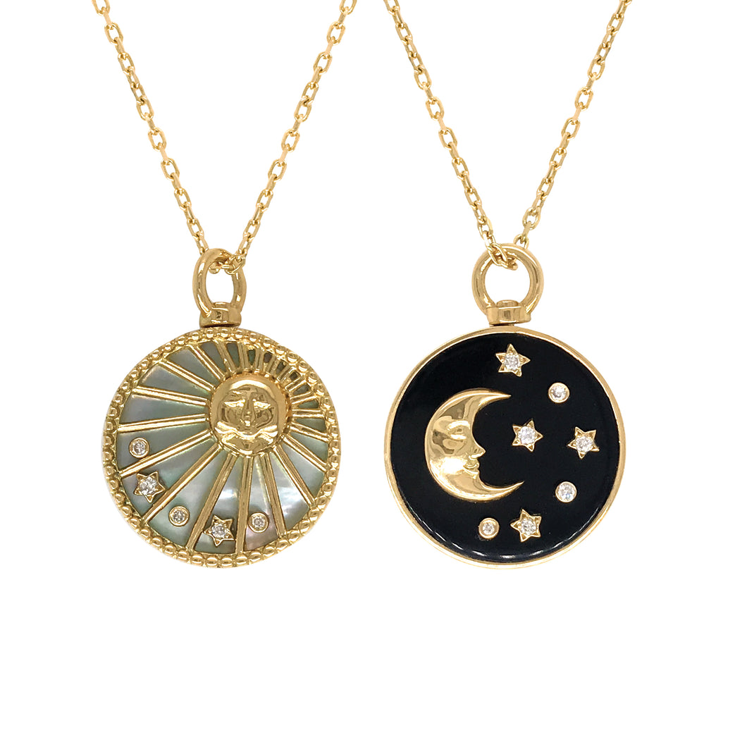Love Moonlight Pendant