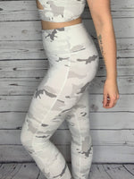 Snow Camo Leggings