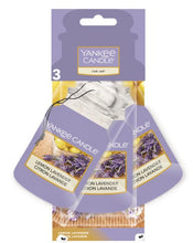 Load image into Gallery viewer, YANKEE CAR JAR 3PACK - Lemon Lavender