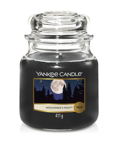 YANKEE CLASSIC JAR MEDIUM - Midsummer's Night