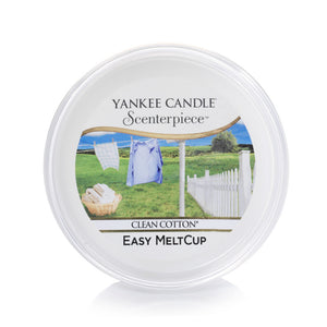 YANKEE MELT CUP - Clean Cotton