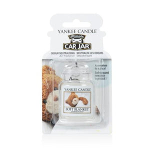 YANKEE CAR JAR ULTIMATE - Soft Blanket