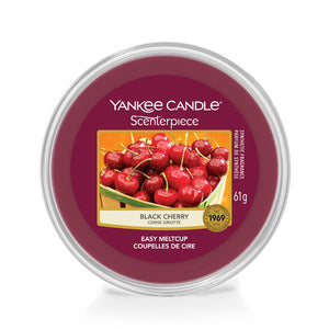 YANKEE MELT CUP - Black Cherry