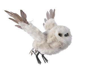 Plush Flying Owl