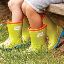 Load image into Gallery viewer, Junior Wellies Size 8