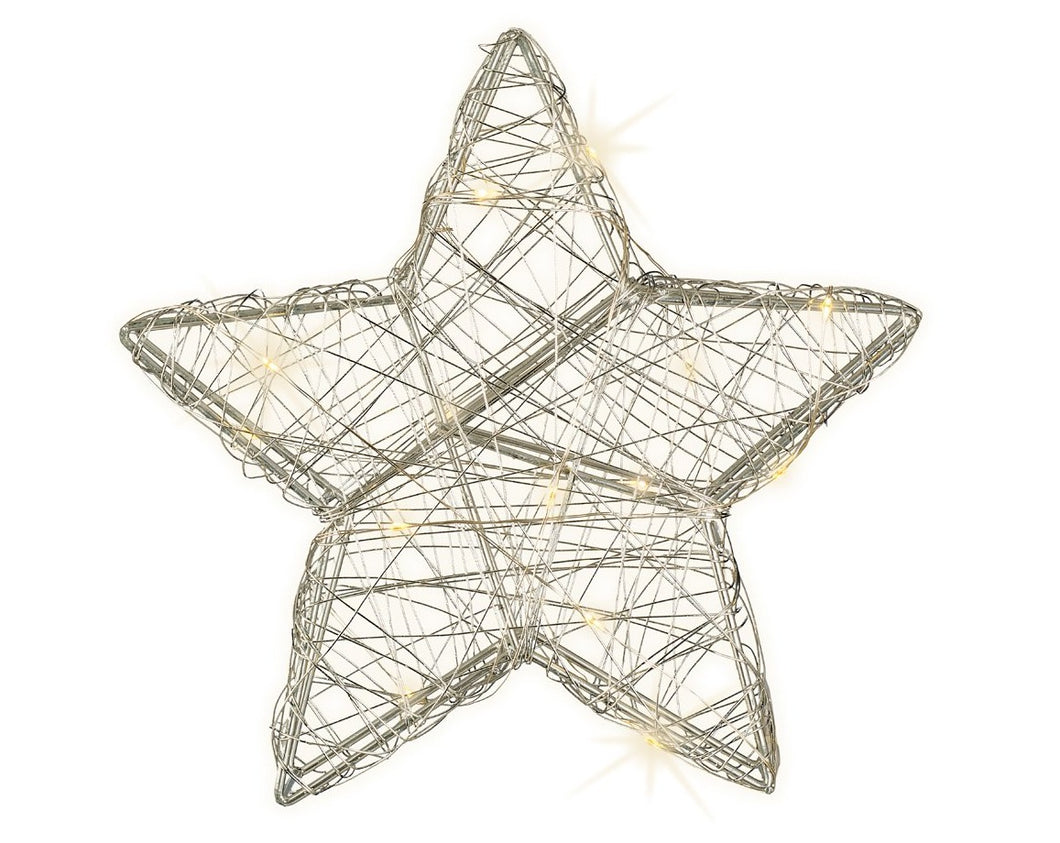 LED Wire Star 20cm
