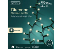 Load image into Gallery viewer, LED Diamond Green 750WW