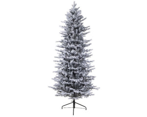Frosted Grandis Slim Fir 180cm