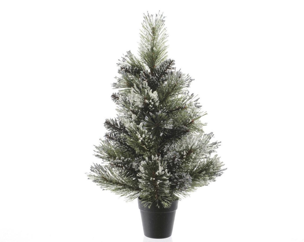 Frosted Finley Mini Tree 45cm