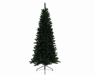 Lodge Slim Pine Tree 210cm