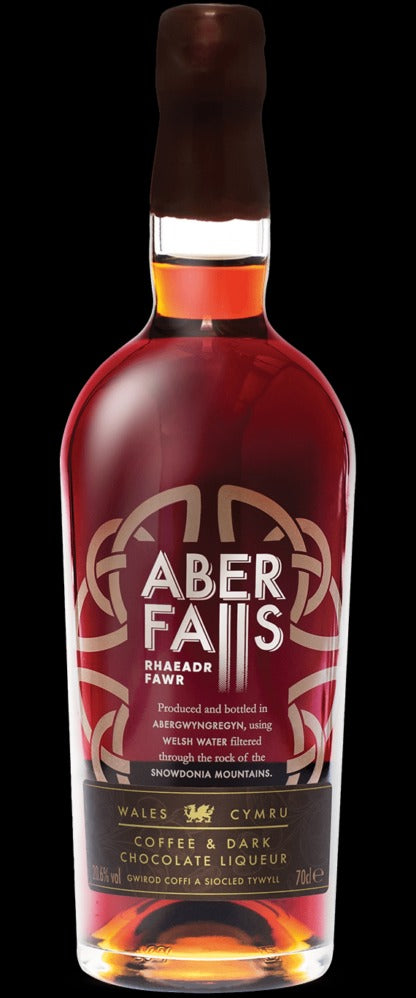 Aber Falls Coffee & Dark Chocolate Liqueur 70cl