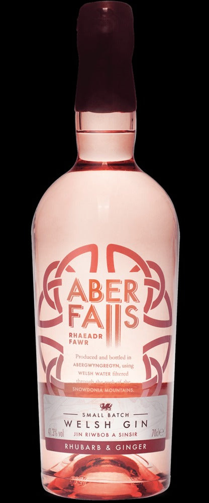 Aber Falls Rhubarb and Ginger 70cl