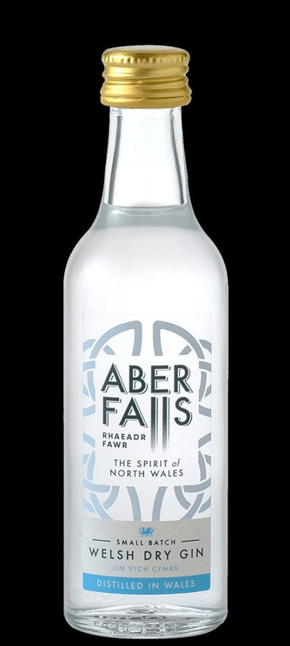 Aber Falls Welsh Dry Gin 5cl