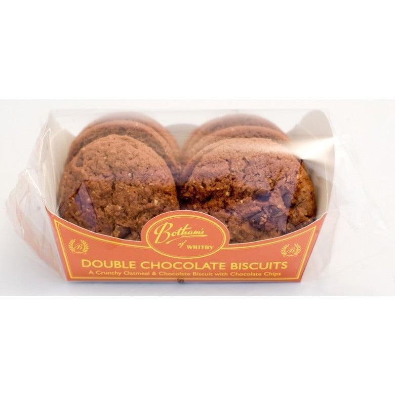 Botham's Double Chocolate Biscuits