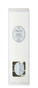 Price's Signature Reed 100ml - Cotton Powder