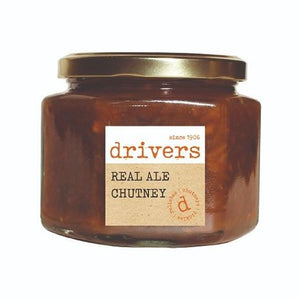 Drivers Real Ale Chutney