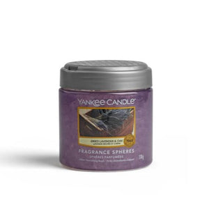 YANKEE FRAGRANCE SPHERE - Dried Lavender & Oak