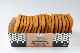 Farmhouse Biscuits Mild Ginger Biscuits