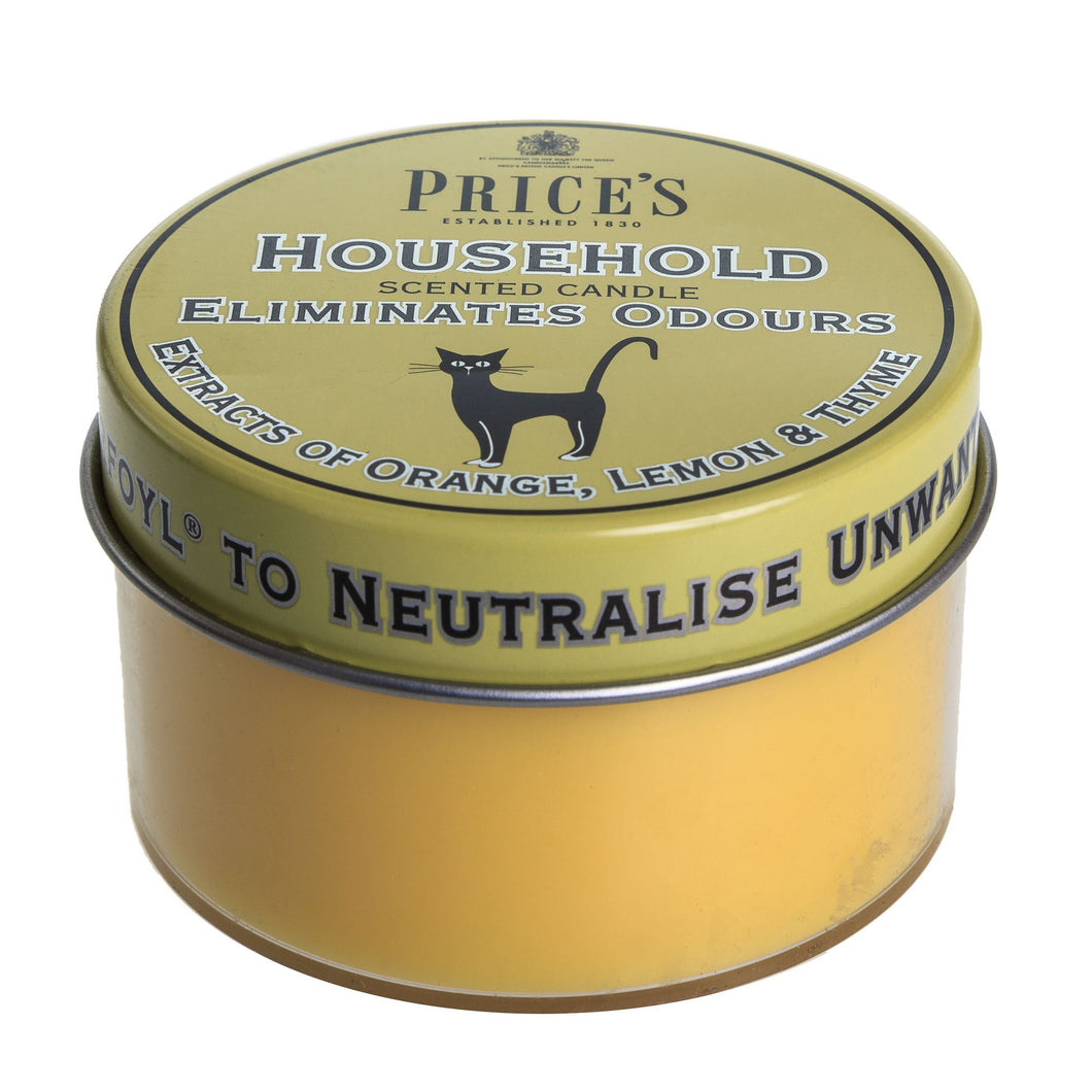 Price's Household Tin