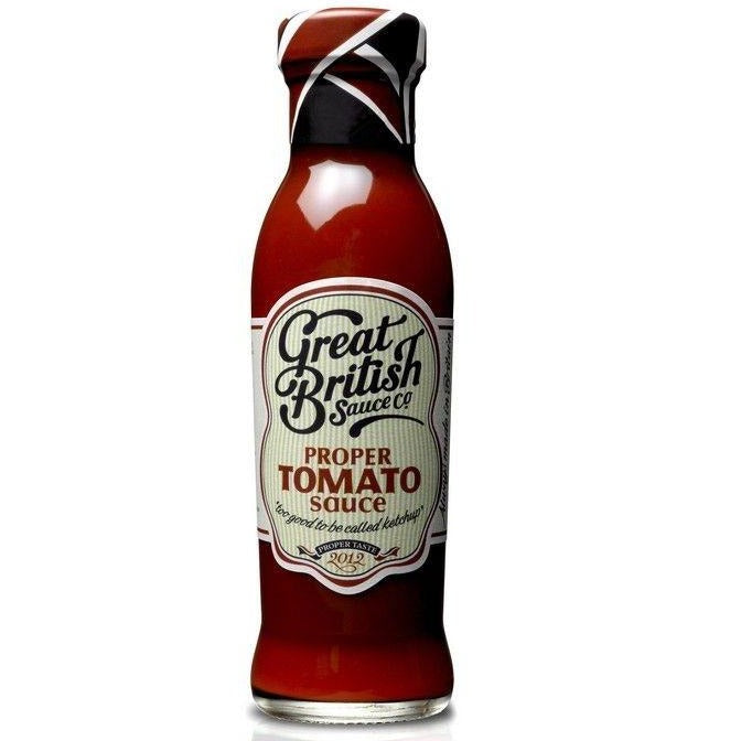 Great British Sauce Proper Tomato
