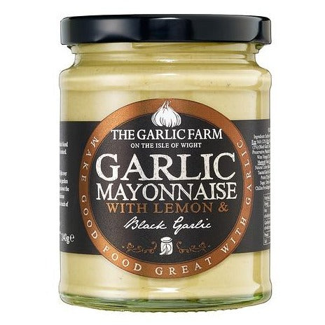 Black Garlic Mayonnaise 240gm